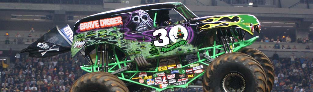 Grave Digger highlights Monster Jam Saturday