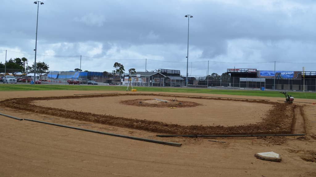 Little League field making the switch to artificial turf