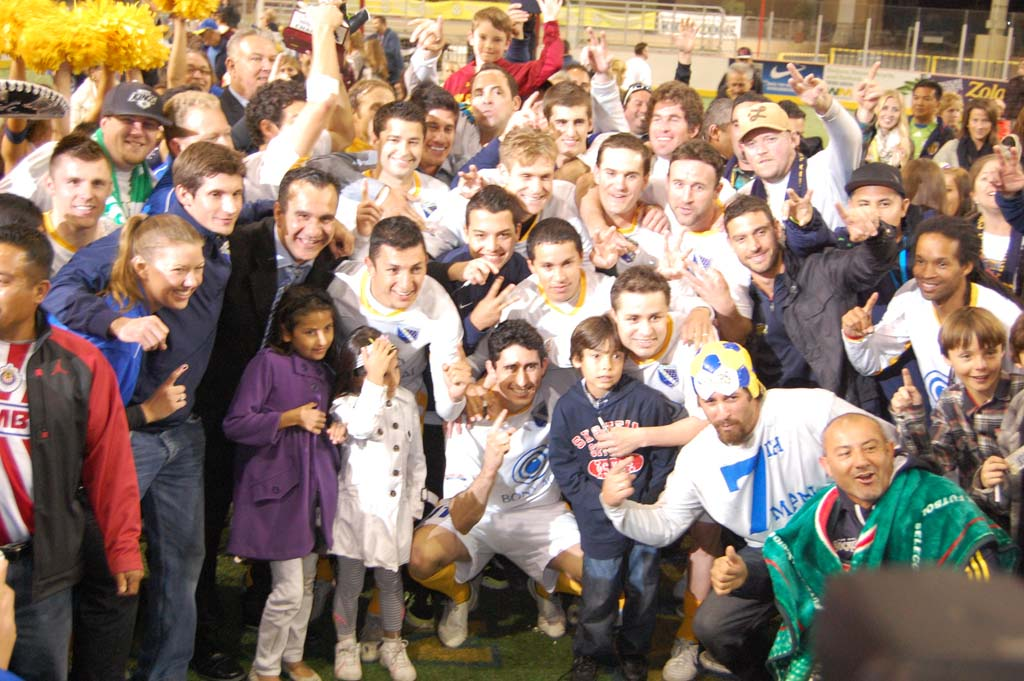 Sockers win Newman Cup