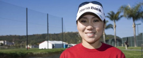 Three questions with golfer In-Kyung Kim
