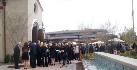 Capacity crowds turn out for Rowe memorial
