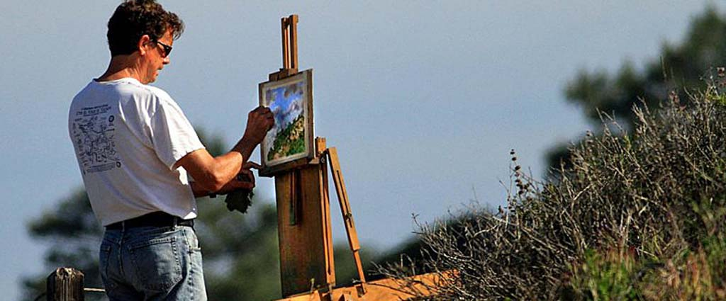 Festival takes art outdoors