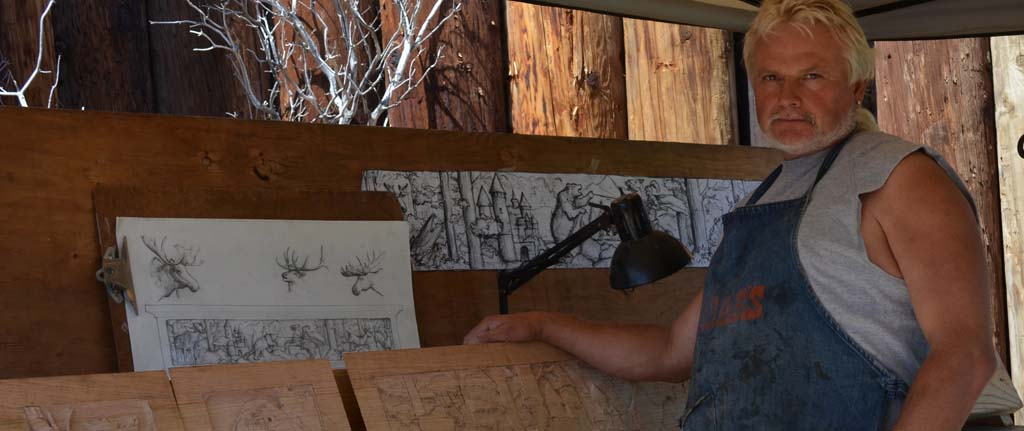 Encinitas artist's work celebrates enduring human spirit, nature