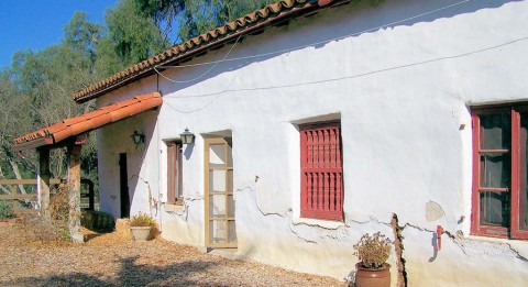 Committee to submit Osuna adobe for historic designation