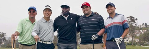 Players tee off for Classic