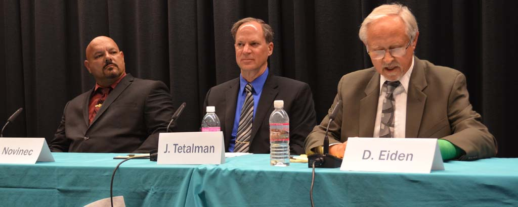 Candidates running against Rep. Issa in 49th district square off in debate