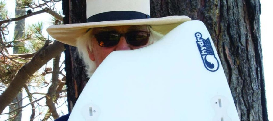 San Diego's surf scientist, Carl Ekstrom