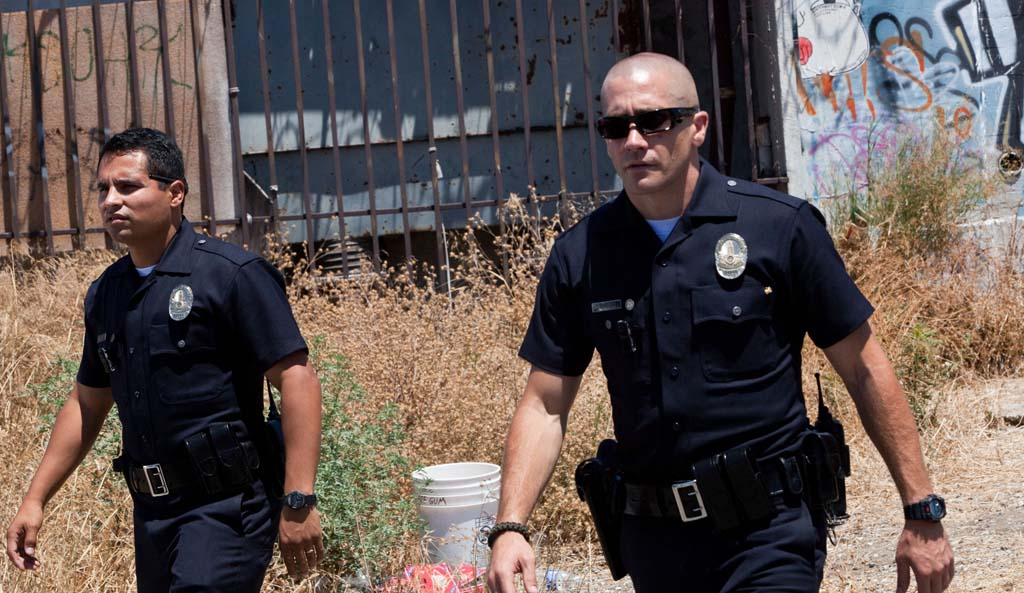 Film Review: 'End of Watch' establishes street's-eye-view of police work