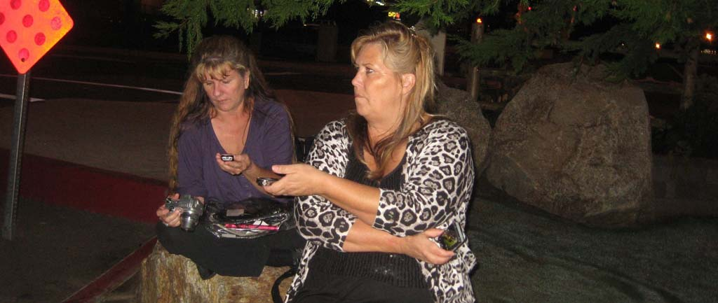 Ghost hunters examine paranormal past of North County