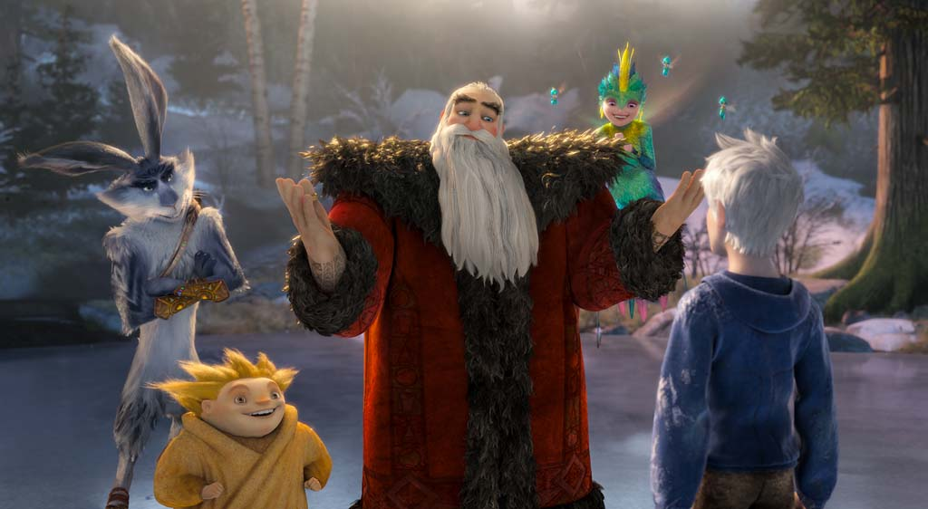 Film Review: Concept of faith on the rise in 'Guardians'