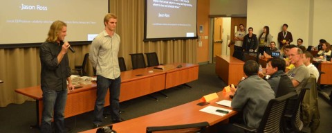 Entrepreneurs build businesses from the ground up at CSUSM