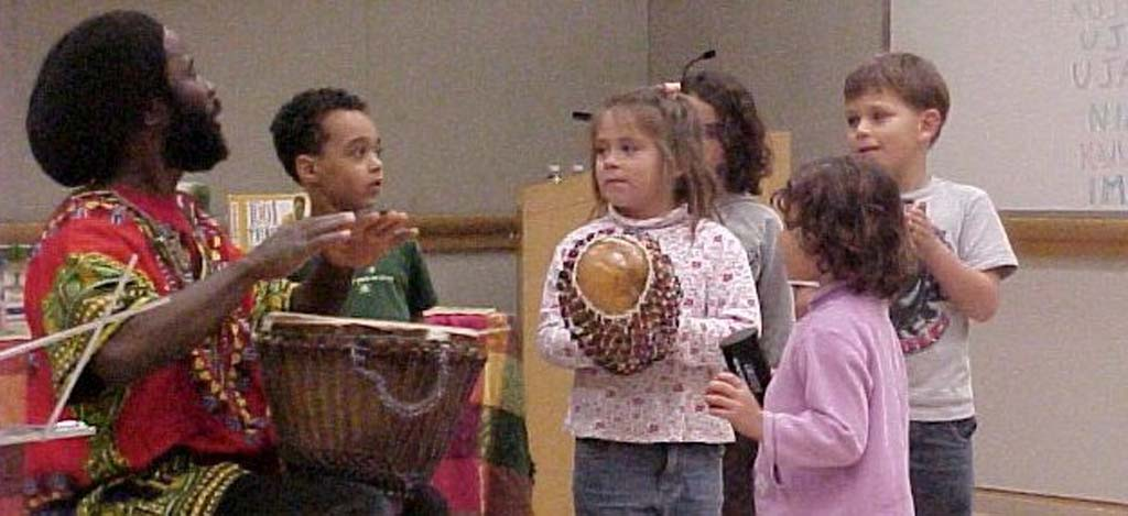 Musician continues sharing message of Kwanzaa