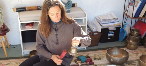 Sound, healing bowls may have key to wellness