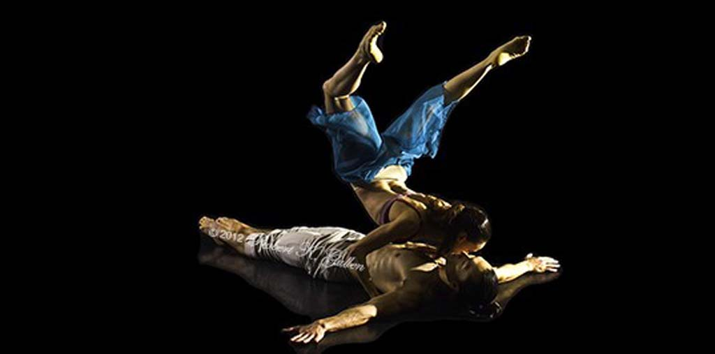 Capturing the dance: Photographer shows dancers at their peak movements