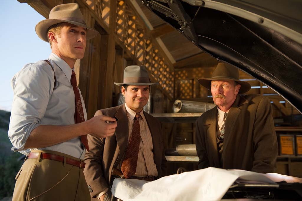 REVIEW: 'Gangster Squad' aims for and hits hollow thrills