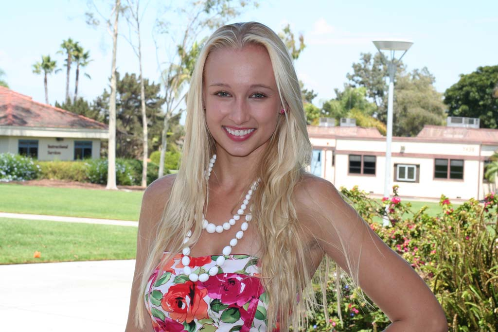 MiraCosta College student named Miss San Diego