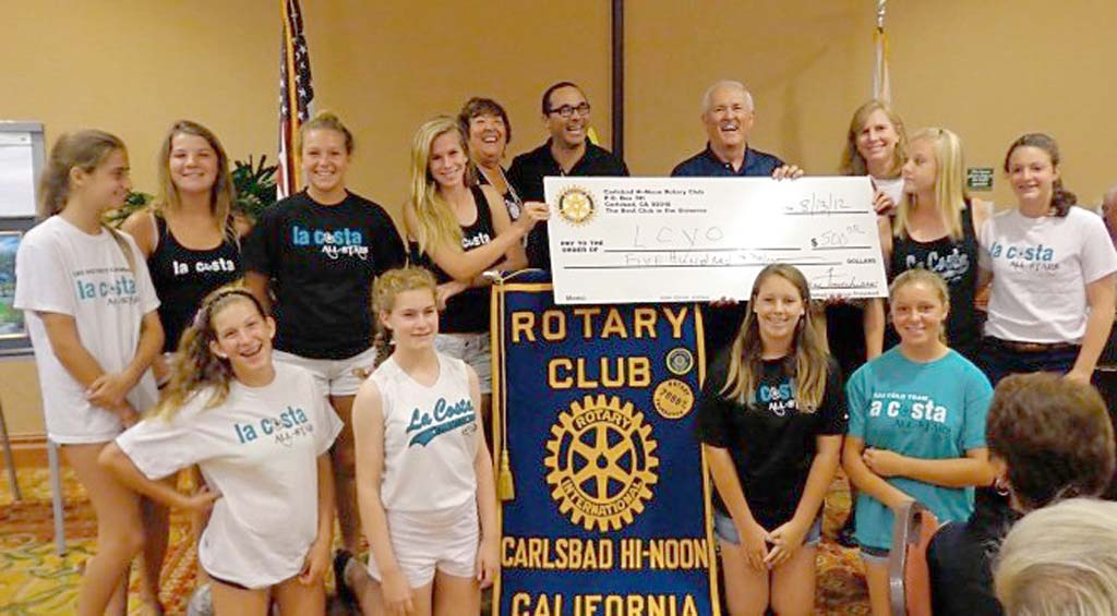Carlsbad Rotary tallies up a busy year