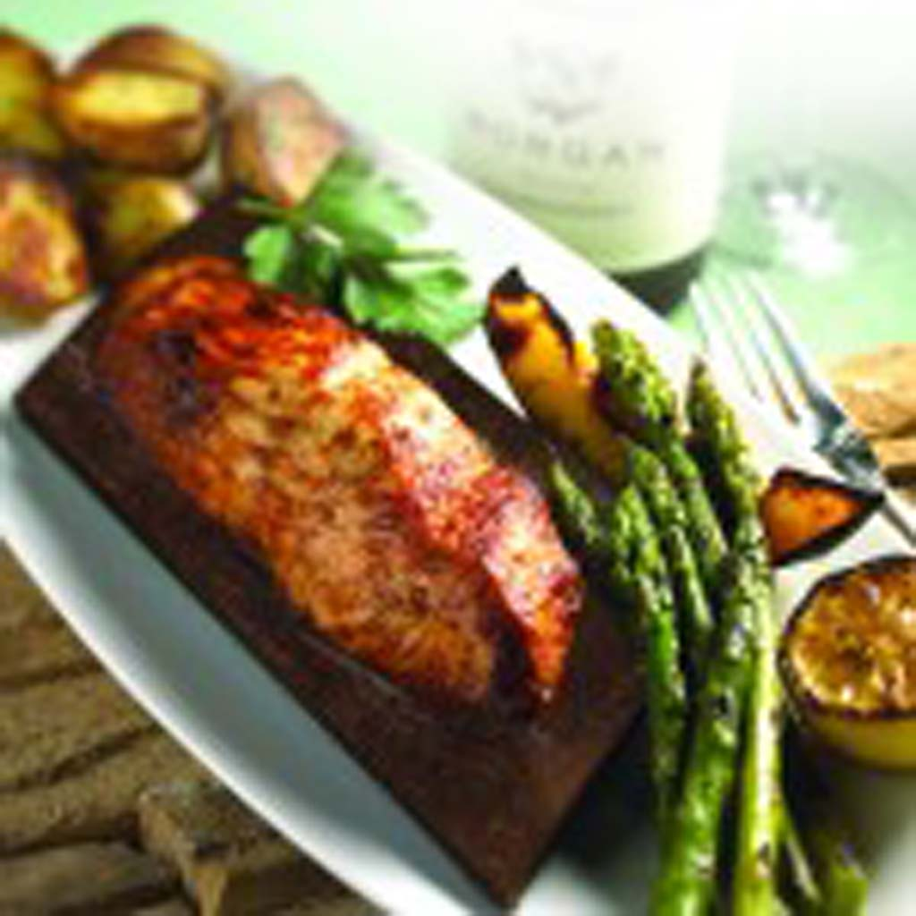 The Cedar Plank Scottish Wild Salmon is a favorite at the new Seasons 52 in the University City area of San Diego. Photo courtesy of Seasons 52