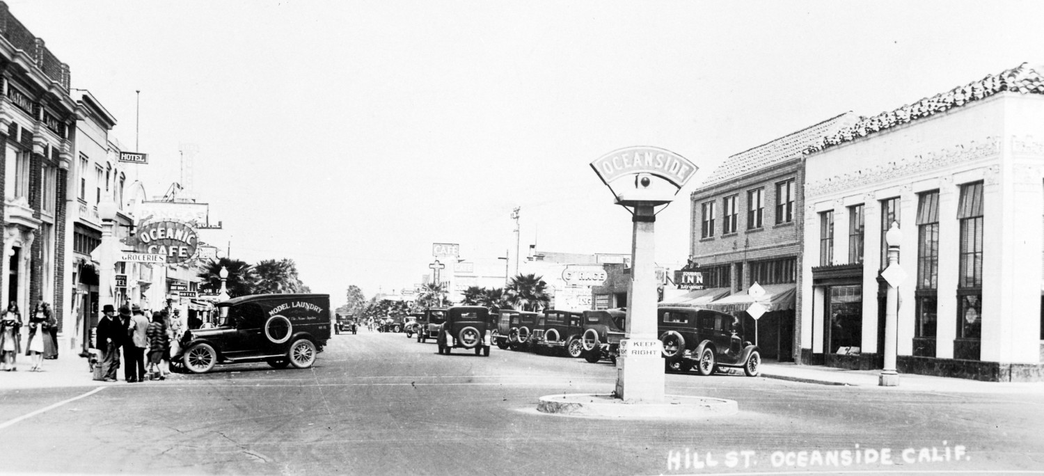 Oceanside Historical Society, library seeking out historical photos