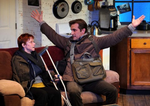 North Coast Rep's 'Time' puts up the good fight