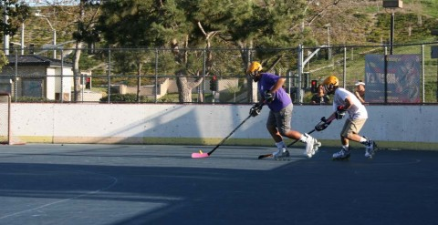 Inline hockey league takes to rink for spring