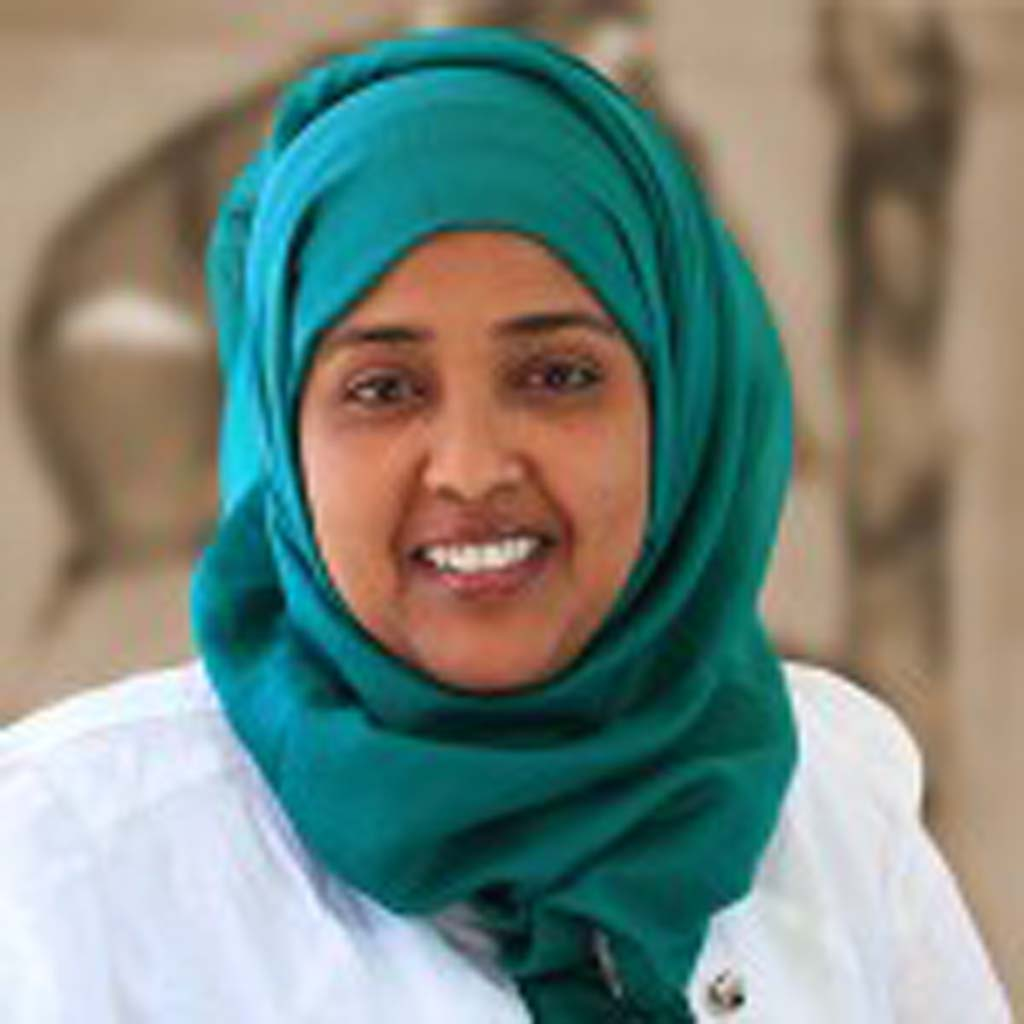Amina Sheik Mohamed is among the women honored as extraordinary San Diegans for the 2013 Local Heroes program during the 2013 Women History Month. Courtesy photo