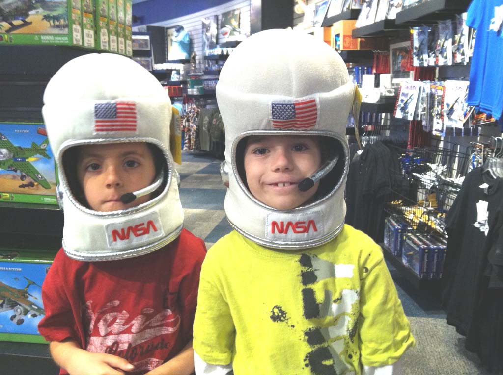 Ready for liftoff: San Diego Air & Space Museum still a hit with all ages
