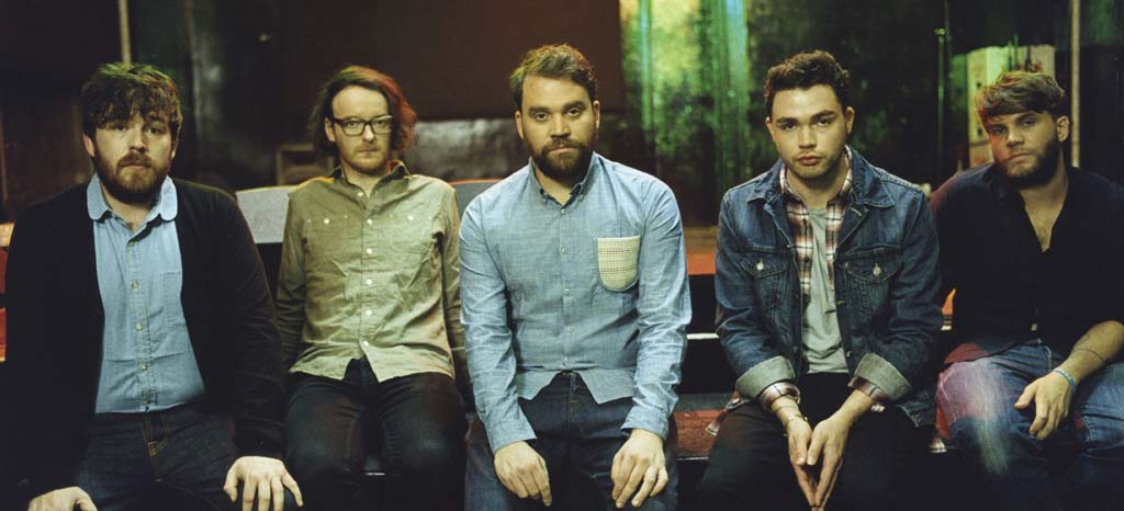 Frightened Rabbit brings new sound to town