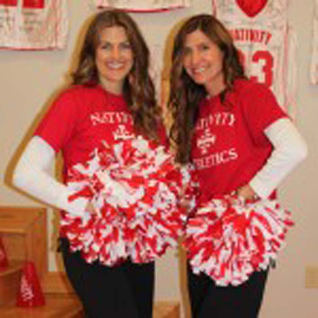 "Kim Seiber and Jana Insogna, are the 2013 co-chairwomen for The Nativity School's upcoming ""Party Like Rocks Stars,"" gala, set for 6 p.m. May 4. Courtesy photo"