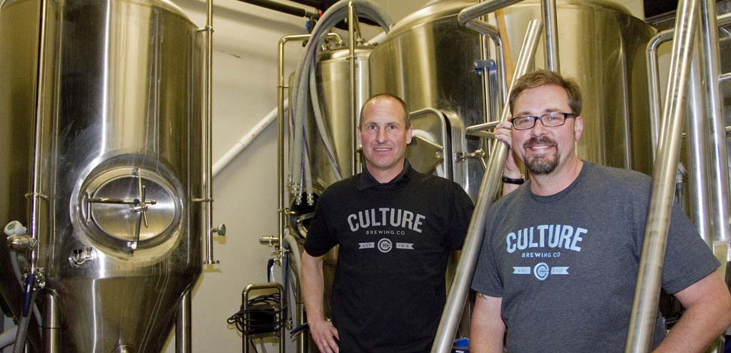 New brewery in Solana Beach offers a little culture