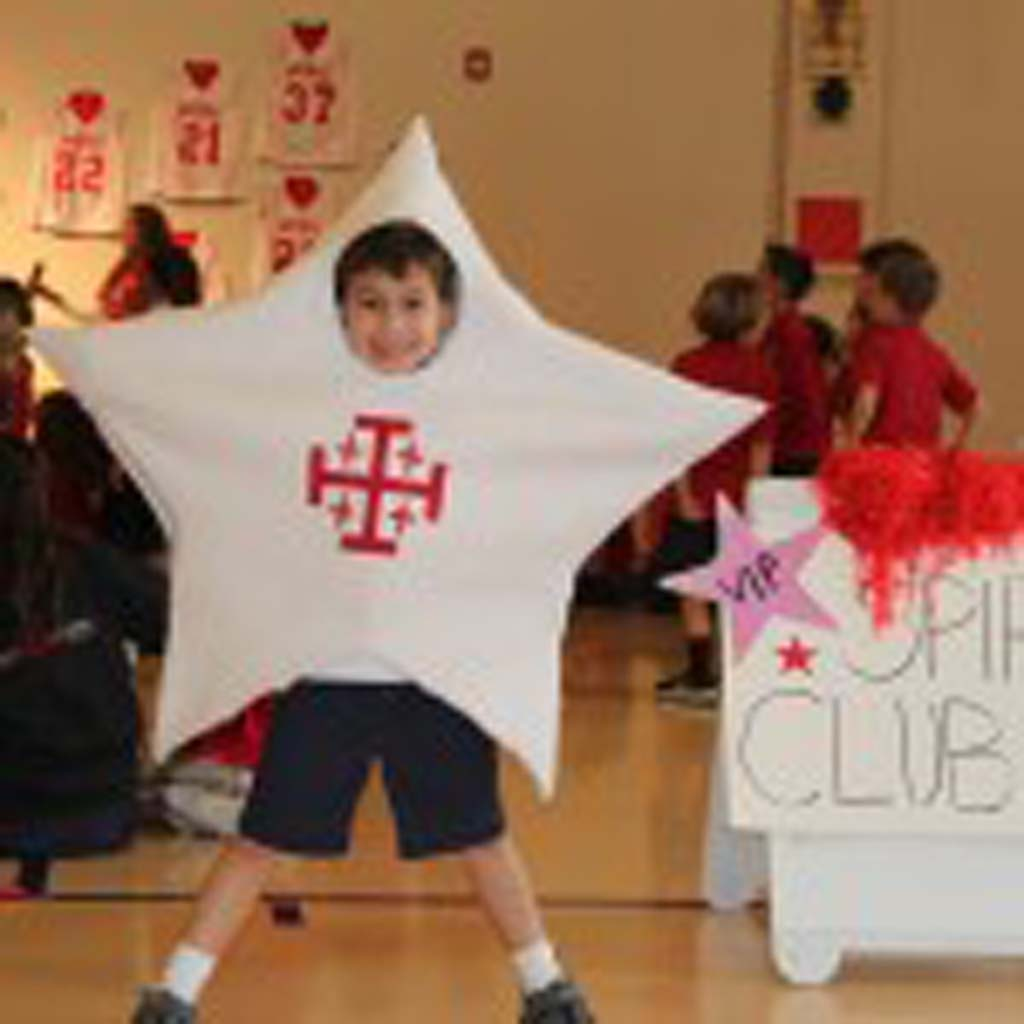 "The Nativity School's upcoming ""Party Like Rocks Stars,"" gala, set for 6 p.m. May 4, will support programs for youngsters like Nativity STAR student Gavin Fisher. Courtesy photo"