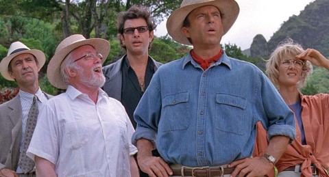 Film review: With new 3-D 'Jurassic Park,' things are definitely closer than they appear
