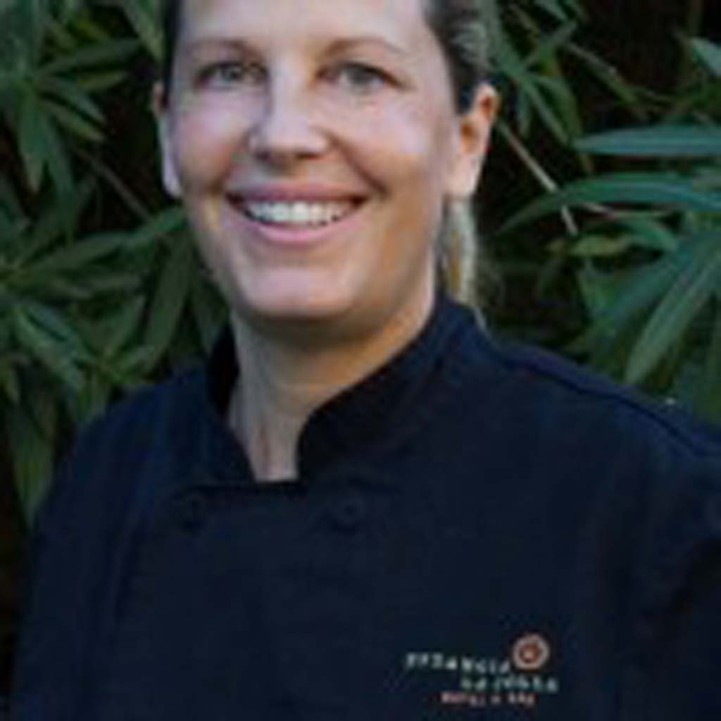 The Executive Chef at Estancia La Jolla is Kimberly Kramer preparing Southwest style plates motivated by the season. Photo courtesy of the Estancia La Jolla