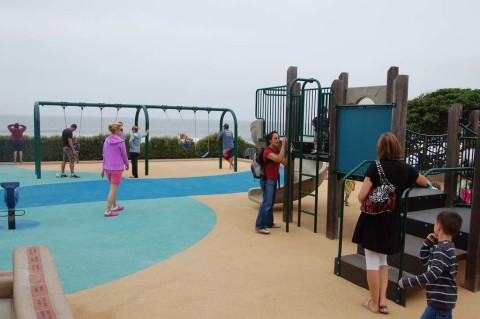 Tot lot, parts of Del Mar's Powerhouse Park to be dog-free