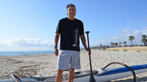 From catching waves to catching crooks, Encinitas detective retires after 20 years