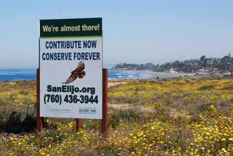 San Elijo Lagoon Conservancy within reach of buying Gateway property