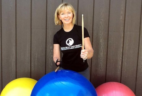 Fitness instructor brings new beat to Encinitas