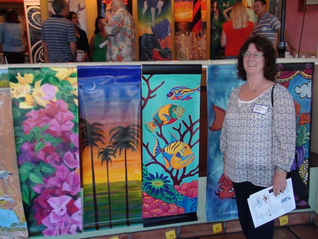 Banners announce the arts are alive in Encinitas