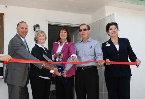 Ceremony opens Life Spring House