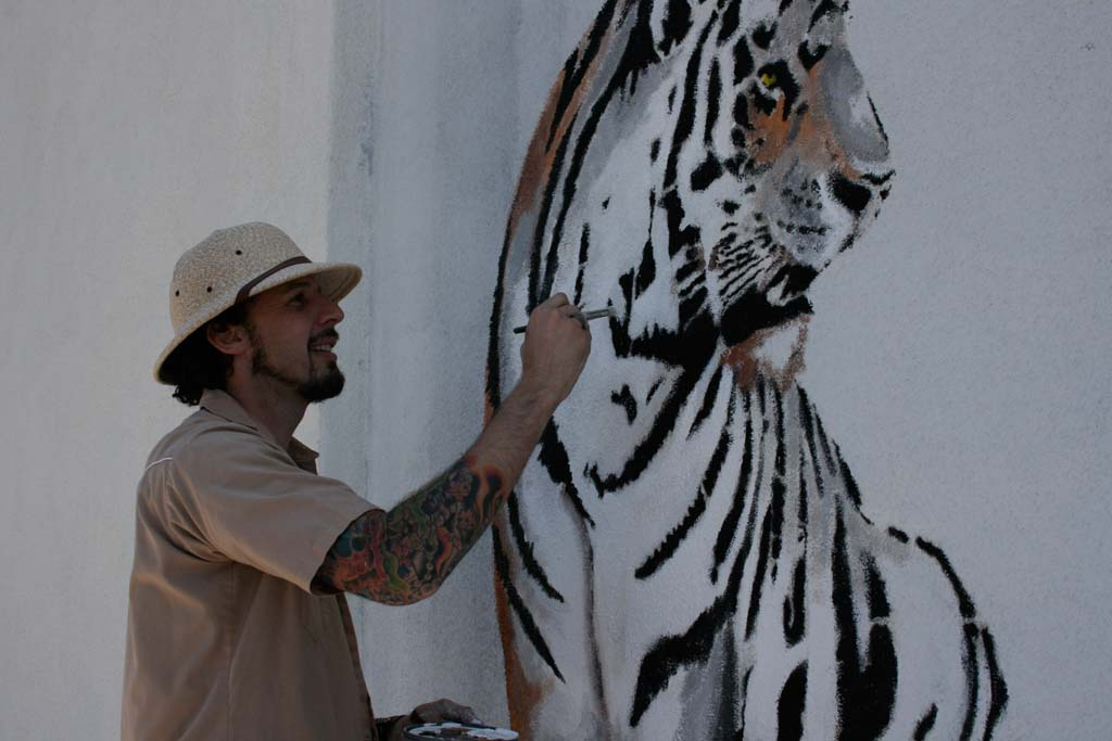 The Mural Project brings outdoor art to The Village