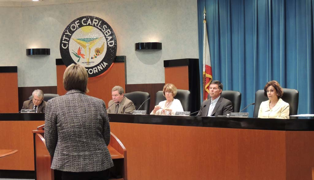 Gun store permit approved in Carlsbad
