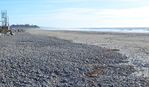 Long-term beach nourishment project takes step forward