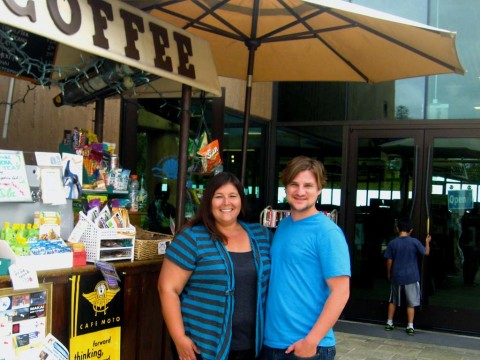 Coffee vendors brewing up business