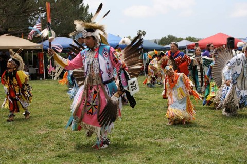 Powwow celebrates regional Native American tribes