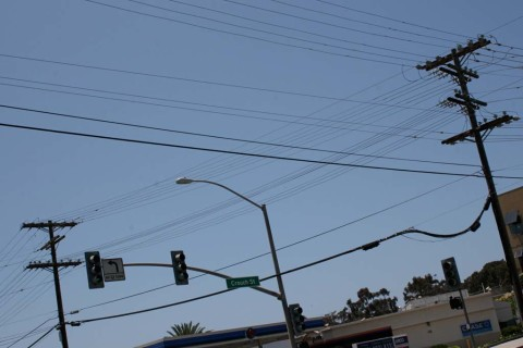 Overhead power lines set to go below ground in Oceanside