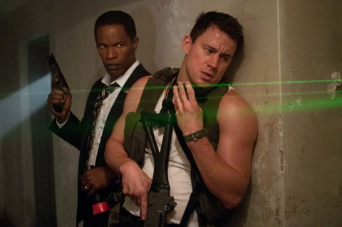 Film review: 'White House Down' blows it with mindless, unimaginative showing