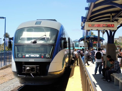 SANDAG chugs towards Oceanside Transit Center expansion