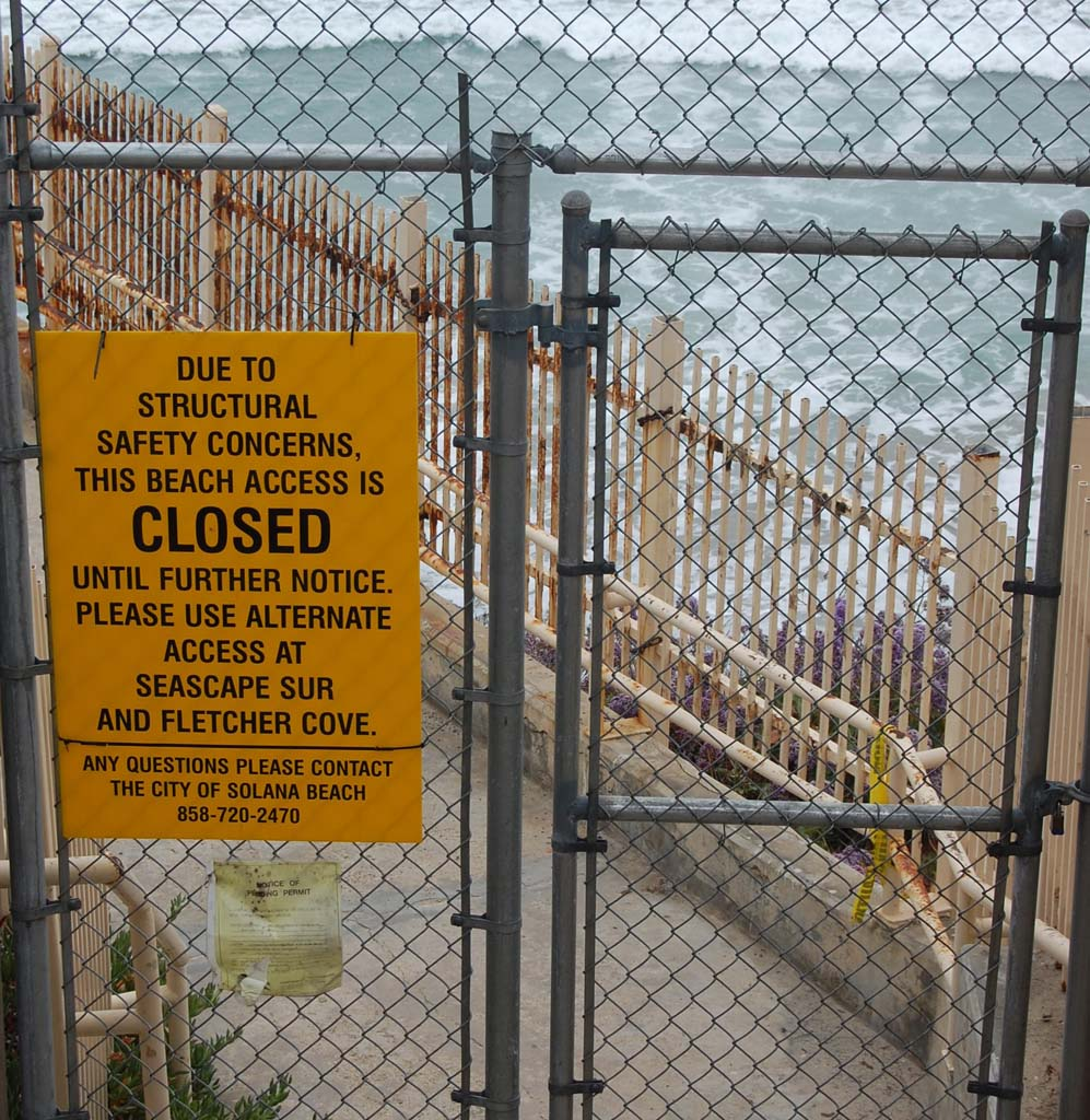 Del Mar Shores stairway project moves forward