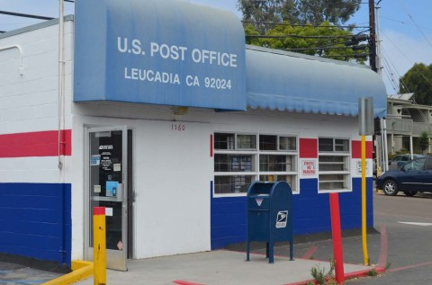 Postal Service will study Leucadia site for possible closure again