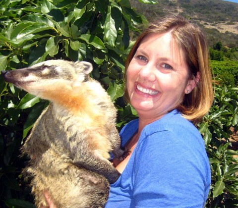 Lifelong love of animals turns into a 'wild' career